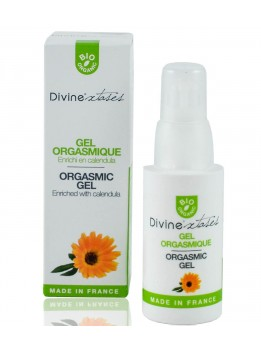 Gel Orgasmique Bio - 50 ml