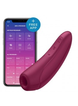 Satisfyer Curvy 1+ Rouge