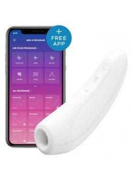 Satisfyer Curvy 1+ Blanc