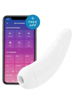 Satisfyer Curvy 2+ Blanc