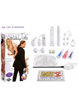 Coffret Wedding Kit special mariage
