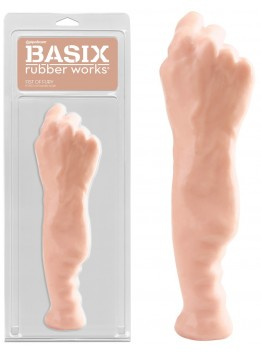 Gode Basix Rubber Works Fist of Fury - 29 cm