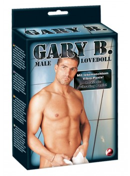 Poupee gonflable homme Gary